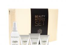 Wellu Larens Beauty Intensiv Set BISCH4