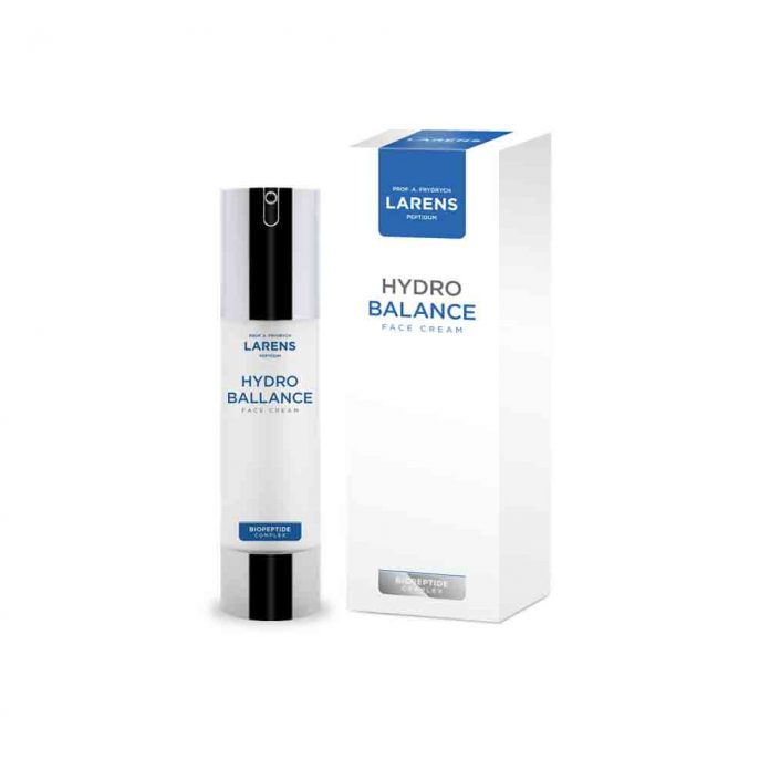 Wellu Larens Hydro Balance Face Cream 50ml LPHBFCCH50