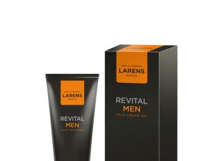 Wellu Larens Revital Men Face Cream Gel 50 ml LPRMFGCH50
