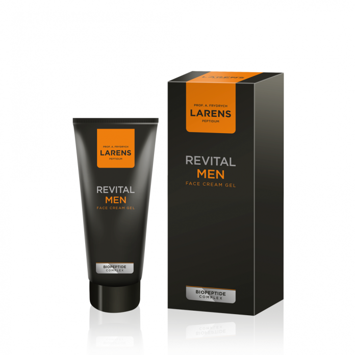 Wellu Larens Revital Men Face Cream Gel 50 ml LPRMFGCH50