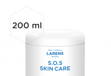 Wellu Larens SOS Skin Care 200ml LPSSCH200