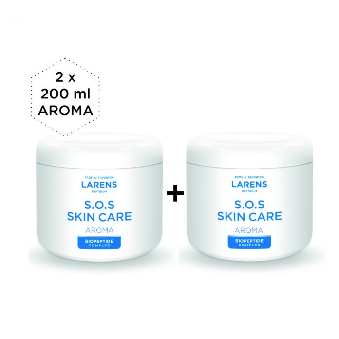 Wellu Larens SOS Skin Care Aroma 200ml - 2 sztuki SSCA2