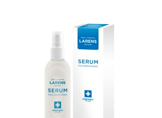 Wellu Larens Serum Face Repair Spray 100ml LPSFRSCH100