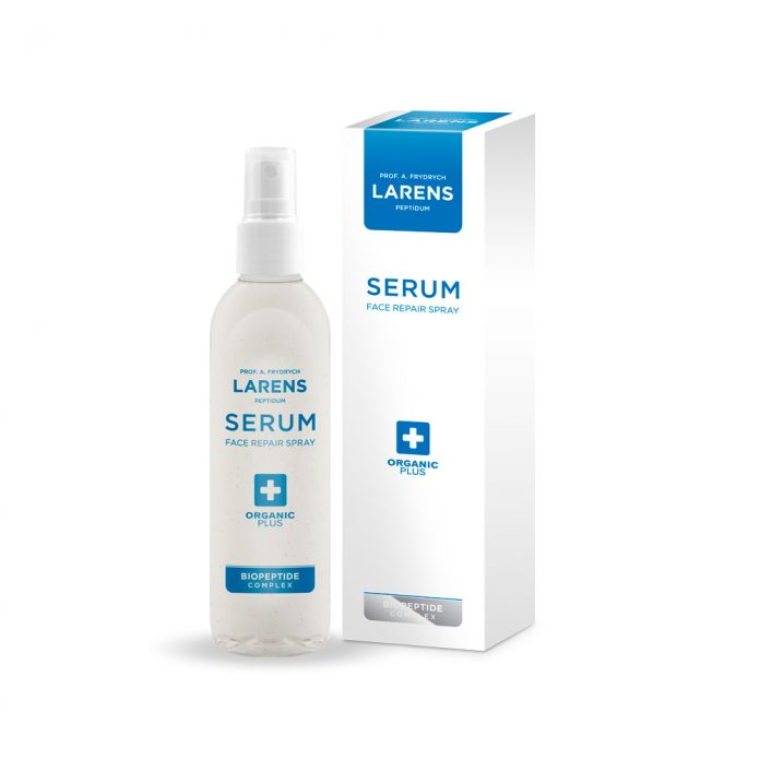 Wellu Larens Serum Face Repair Spray 100ml LPSFRSCH100