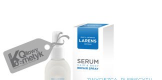 Wellu Larens Serum Hair & Body Repair Spray 100ml LPSHBRSCH100