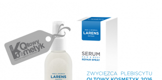 Wellu Larens Serum Hair & Body Repair Spray 250ml LPSHBRSCH250