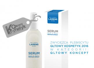 Wellu Larens Serum Hair & Body Repair Spray 250ml LPSHBRSCH250