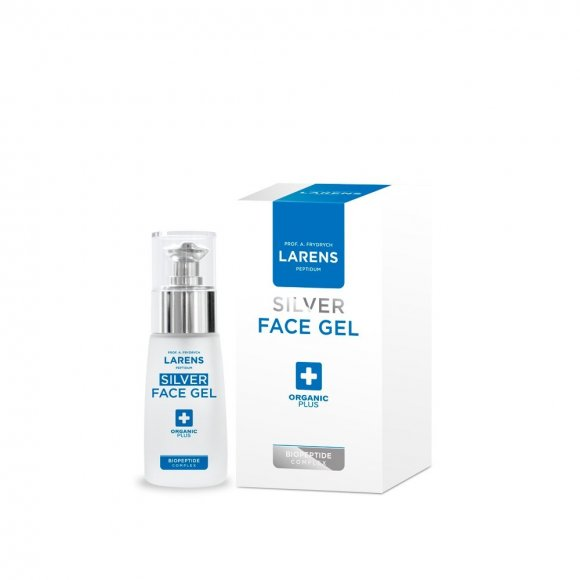 Wellu Larens Silver Face Gel 30 ml LPSFGCH30