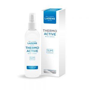 Wellu Larens Thermo Active Body Spray 100 ml LPTABSCH
