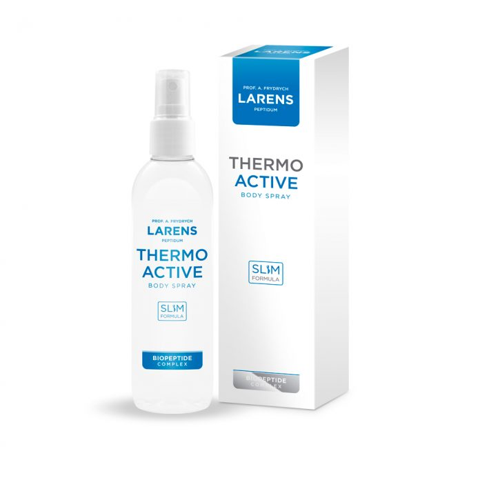 Wellu Larens Thermo Active Body Spray 100 ml LPTABSCH