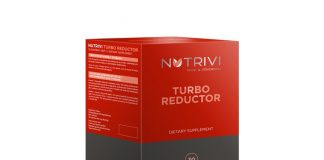Wellu Nutrivi Turbo Reductor 30 kapsułek NTRCH30