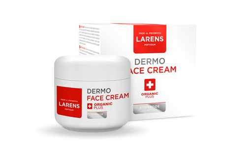 larens dermo face cream mini