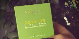 nutrivi good life vital pro wellu suplement diety