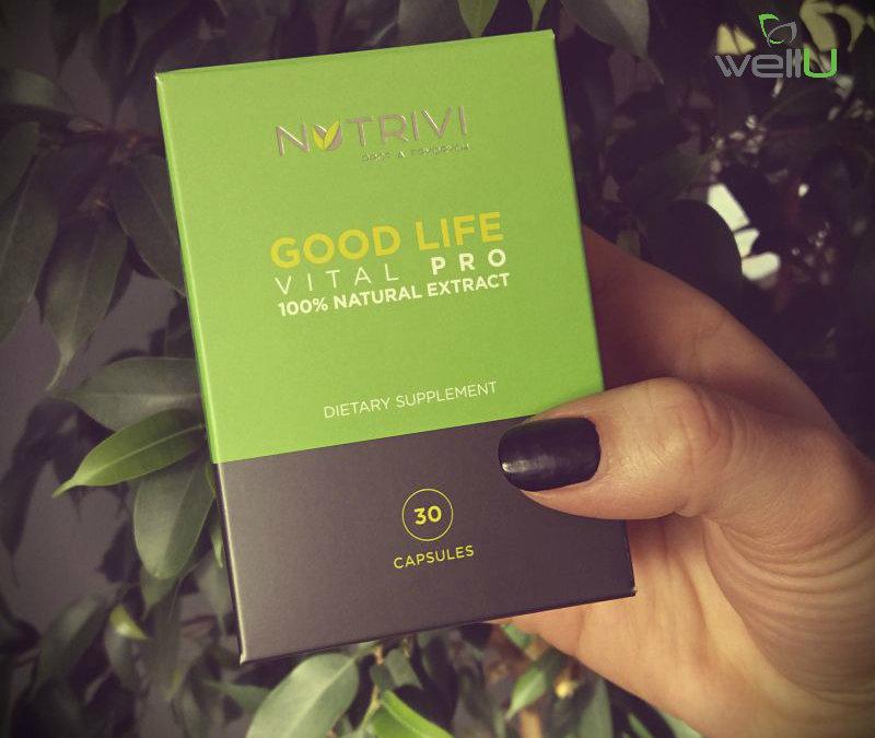 nutrivi good life vital pro skład wellu suplement diety