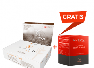 Slim Food Classic 36 + Turbo Reductor GRATIS SFC6TR2