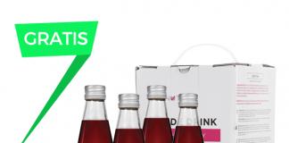 Peptide Drink Health & Beauty + Revicoll Omega Plus K2MK7