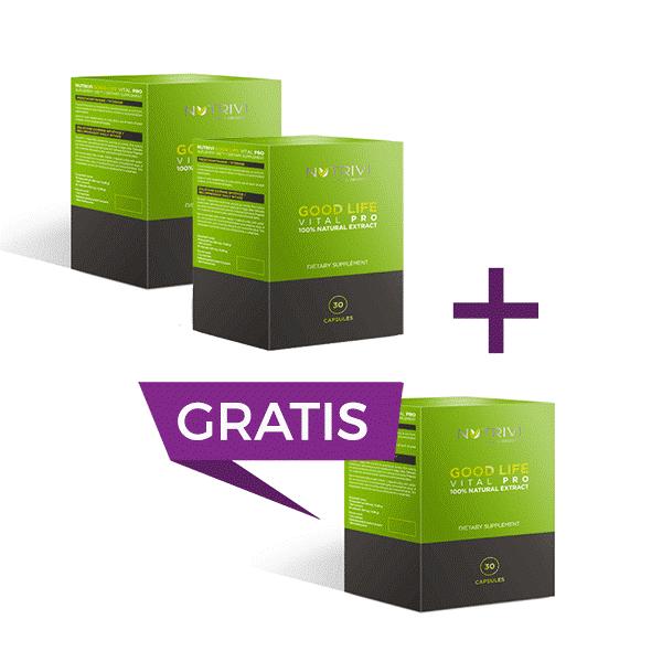 Good Life Vital Pro 30 kapsułek GLCH30 promocja 2+1