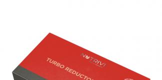 Nutrivi Turbo Reductor New Formula 60