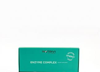 enzyme complex 30 ec30 nutrivi larens