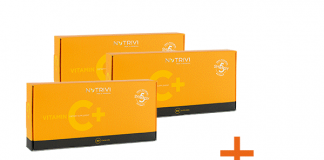 nutrivi vitamin C plus witamina C wellu 3+1