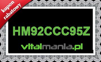 Kupon rabatowy 15 vitalmania.pl wellu larens nutrivi HM92CCC95Z ELIS