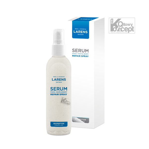 Larens Serum Face, Hair & Body Repair Spray 150 ml - vitalmania.pl - vitalmania.eu