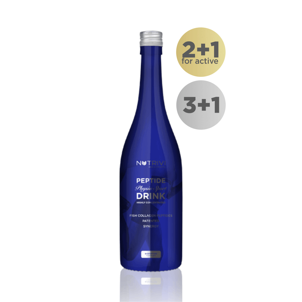 Nutrivi Peptide Holistic Drink 750ml 3plus1 PDH4