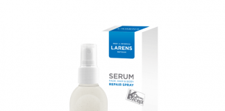 Serum Face, Hair & Body Repair Spray 150 ml LARENS LPSHBRSCH150
