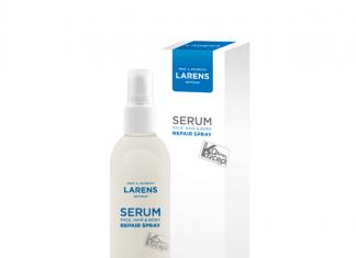 Serum Face, Hair & Body Repair Spray 150 ml LARENS LPSHBRSCH150
