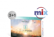 Slim Food Classic Mix 3plus1 GRATIS SFM4