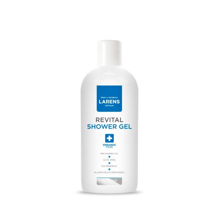 Wellu Larens Revital Shower Gel 200ml LPRSGCH200