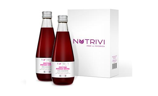 nutrivi peptide power drink mini