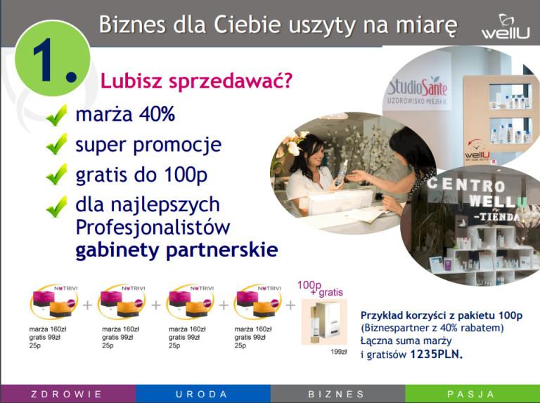 wellu partner sprzedaż zysk zdrowie młodość larens nutrivi
