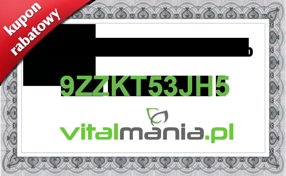 Kupon rabatowy 9ZZKT53JH5 vitalmania wellu