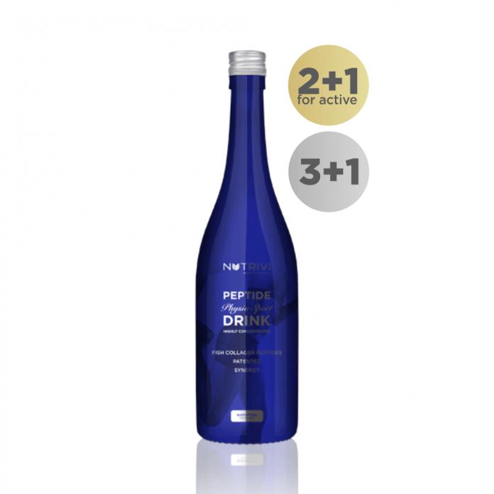 Nutrivi Peptide Physio Sport Drink 750ml 3plus1 PDPS4