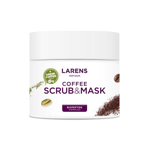 Larens Coffee Scrub & Mask 200 ml New formula